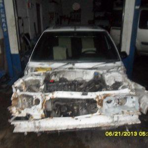 Renault 11 ön panel