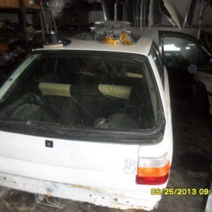 Renault 11 bagaj kilidi