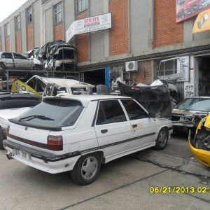 Renault 11 cant