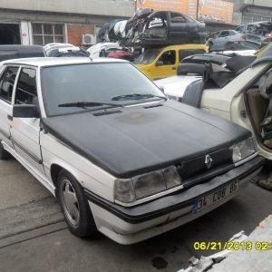 Renault 11 kesme tavan