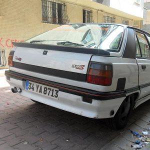 Renault 11 refrektör