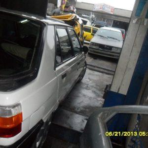 Renault 11 sag arka çamurluk
