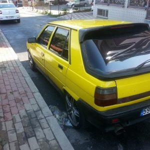 Renault 11 silecek motoru