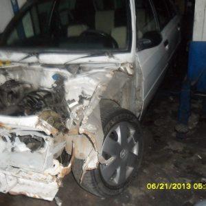 Renault 11 sol çamurluk