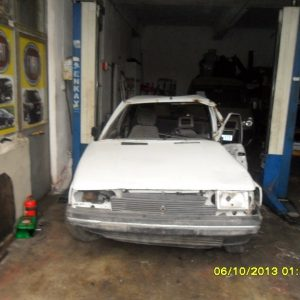 Renault 9 Ön Tampon