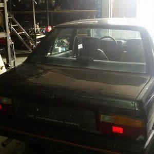 Renault 9 Arka Bagaj