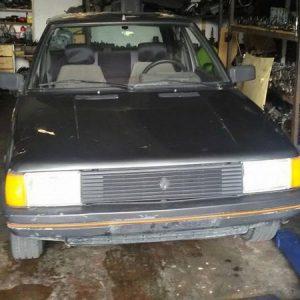 Renault 9 Arka Kaput