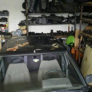 Renault 9 Tavan