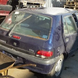 Renault Clio 1 Bagaj