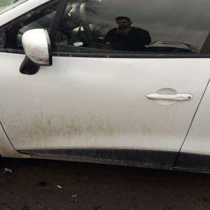 Renault Clio 4 Sol Ön Kapı