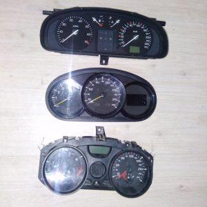 Renault Fluence gösterge saatleri