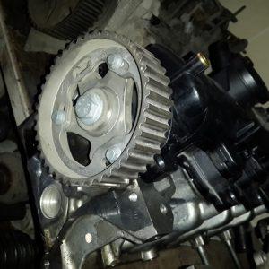 Renault Kango 1.5 dci kapak dolu