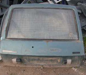 Renault R12 Toros Arka Bagaj