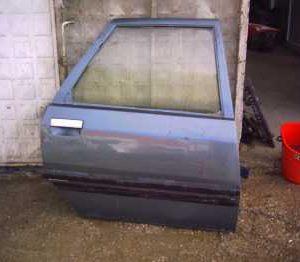 Renault R21 Sağ Arka Kapı